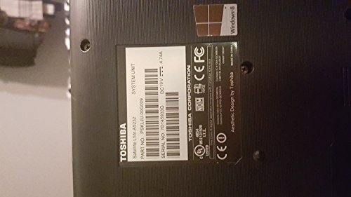 Compare Toshiba L55t-A (292973) vs other laptops