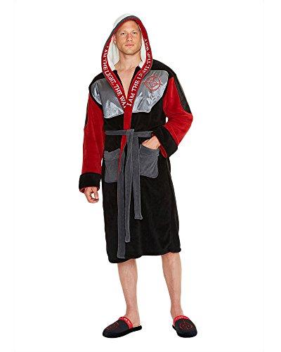 Suicide Squad Fleece Bathrobe Deadshot Groovy Pyjamas