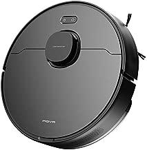 MOVA Robot Vacuum and Mop, Lidar Navigation Robot Vacuum, Robot Vacuum Cleaner with 4000Pa Strong Suction, Alexa, Smart Mapping, 5200mAh Large Battery, 2-in-1 Vacuum and Mop for Pet Hair, Carpet