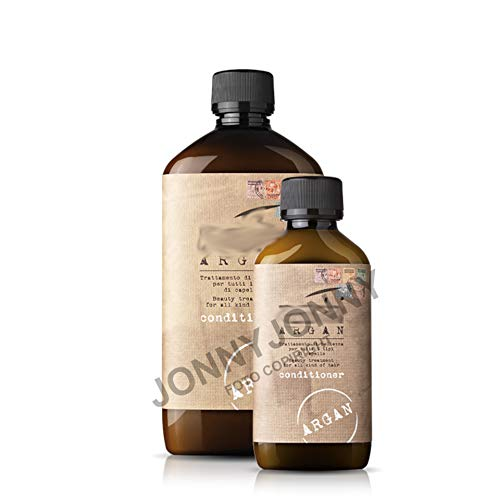 NASHI ARGAN - Balsamo nutriente a base di argan per tutti i tipi di capelli - 200ml