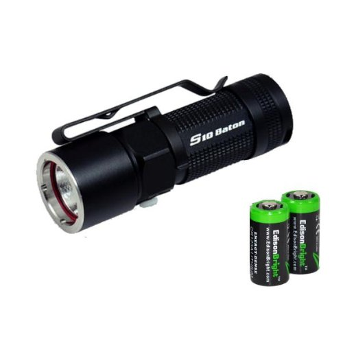 OLIGHT S10 Baton XM-L 320 Lumens LED...
