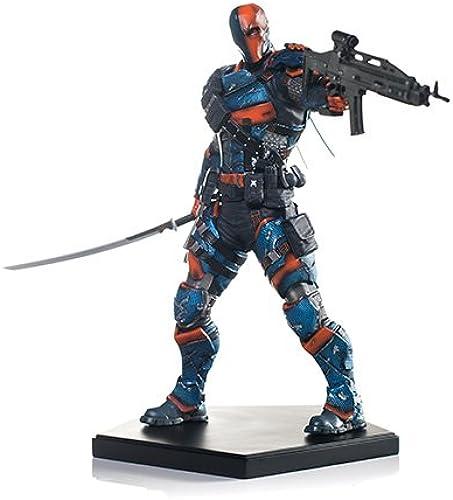 Las ventas en línea ahorran un 70%. Batman Arkham Knight Art Scale Statue 1 10 10 10 Deathstroke 20 cm Iron Studios Comics  alta calidad