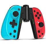 Gamory Mando para Nintendo Switch, Bluetooth Inalámbrico Gamepad Joystick Mandos para Nintendo...