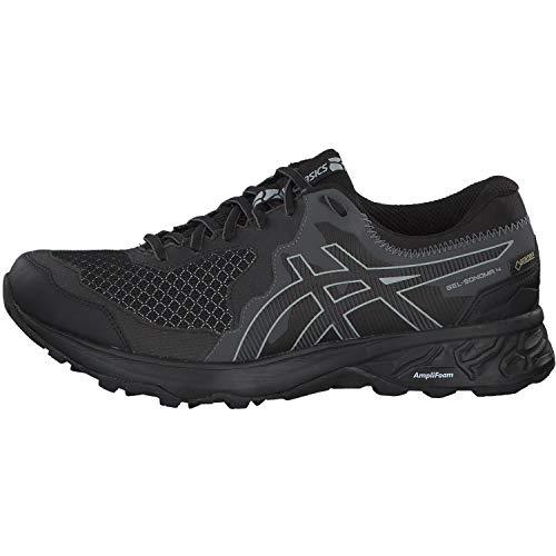 Asics Gel-Sonoma 4 G-TX 1011a210-001, Zapatillas de Entrenamiento Hombre, Negro, 42 EU