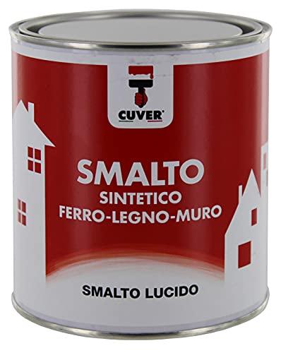 Smalto Cuver Lt.0,750 Marrone N.77 Colorificio I.co.ri.p. Pz 6,000