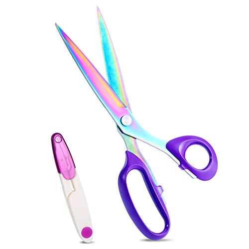 Smilcloud - Tijeras para tejer, tijeras profesionales para tejer, tijeras de costura...