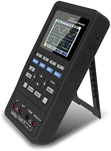 3-in-1-Handheld-Digitaloszilloskopsignalquelle Handheld-Oszilloskop-Multimeter mit 40 MHz Bandbreite (40 MHz + 2CH + DMM)