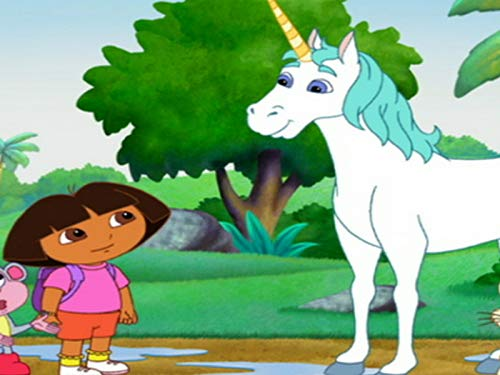 Dora's Enchanted Forest Adventures Part I: Tale of the Unicorn King
