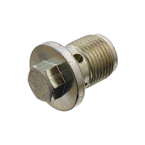 Preisvergleich Produktbild febi bilstein 31117 Ölablassschraube M18 x 1, 5; 31 mm ohne Dichtring,  1 Stück