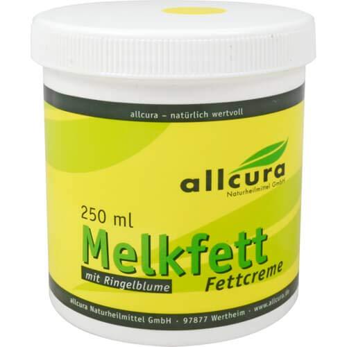 MELKFETT CREME m.Ringelblumen o.Vaseline 250 ml