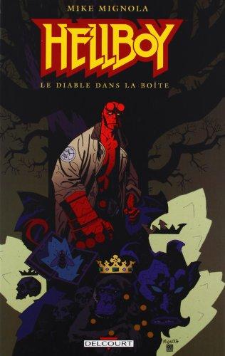 Hellboy, tome 5 : Le Diable dans la boîte
