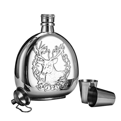 Xu-Flask Hip outdoor fles 17oz pak, draagbaar Vodka Plana Flagon, Campo Whisky wijnsysteem, BFF