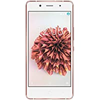 "BQ Aquaris X5 Plus - Smartphone de 5"" (4G LTE, Qualcomm Snapdragon 652 Octa Core, memoria interna de 32 GB, 3 GB RAM, cámara de 16 MP) blanco y rosa dorada"