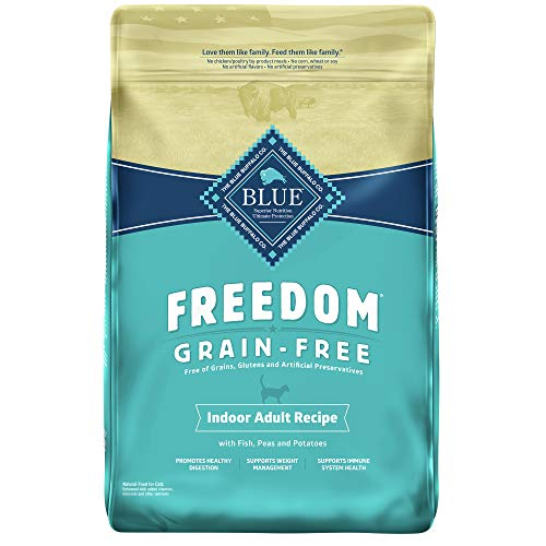 Blue Buffalo Freedom Grain Free Dry Cat Food