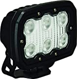 Vision X Lighting 9888385 Duralux Black LED Work Light