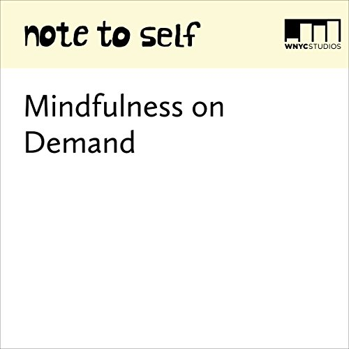 Mindfulness on Demand audiobook cover art