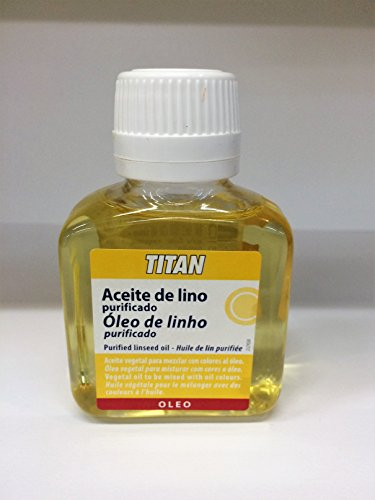 ACEITE LINO PURIFICADO 100ML