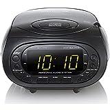 Best Cd Alarm Clocks - Memorex CD Top Loading CD Dual Alarm Clock Review