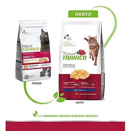 Trainer Natural Cat Adult con Pollo 3 kg – 3000 Gr