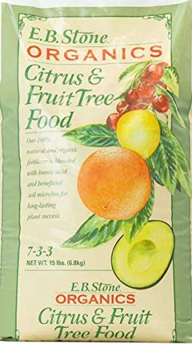 EB Stone Organics Citrus and Fruit Tree Food