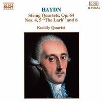 String Quartets Op 64, 4-6