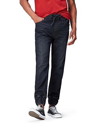 find. Jogger di Jeans Uomo, Blu (Rigid Super Dark), W36/L32 (Taglia Produttore: 36)