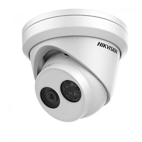 Hikvision DS-2CD2385FWD-I IP-camera, PoE, 4K, WDR120, infrarood-functie, TF-kaartvak, 8 megapixel, 2,8 mm objectief