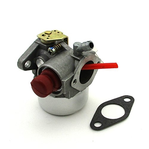 Lowest Price! TC-Motor Carb For Tecumseh Carburetor 640350 640303 640271 Sears Craftsman Mowers LEV1...