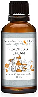 Barnhouse - Peaches & Cream - Premium Grade Fragrance Oil (30ml)