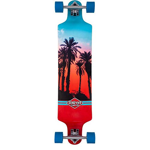 Skateboard multicolore D-street