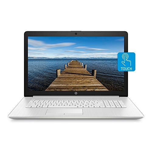 HP 17 Laptop, Intel Core i3-8130U, 8 GB Ram, 1 TB Hard Dive & 128 GB SSD Storage, 17-inch HD+...
