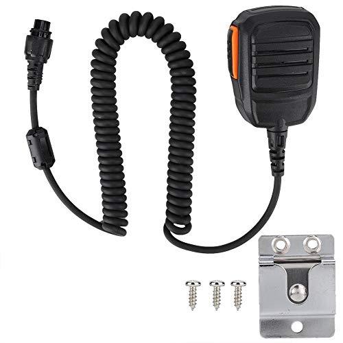 Speaker Mic Fit voor Hytera HYT MD780 MD780G MD78XG MD782 MD785 MD788G RD620 RD960 RD965 RD980 RD982 RD985 MT680, 10 PIN Autoradio Luidspreker Microfoon