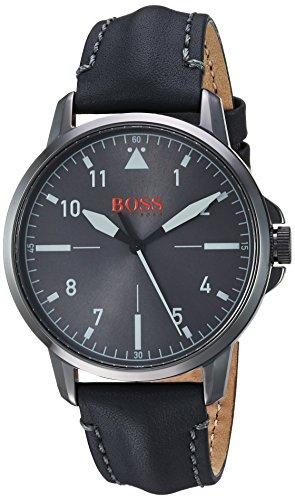 Hugo Boss Orange Reloj Analógico para Hombre de Cuarzo con Correa en Cuero