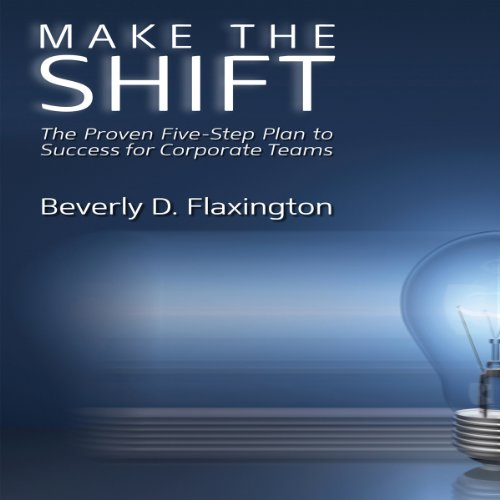 Make the SHIFT audiobook cover art