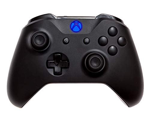 Xbox One S Modded Controller Blackout - Xbox 1 - Master Mod Includes Rapid Fire, Drop Shot, Quick Scope, Sniper Breath, and More - Works for All Shooting Games