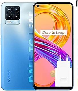 "Realme 8 Pro 128GB 8GB RAM RMX3081 (Global) 6.4"" 108MP Factory Unlocked (Blue/Azul Infinito)"