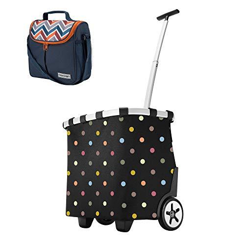 Reisenthel carrycruiser dots Einkaufstrolley PROMO2