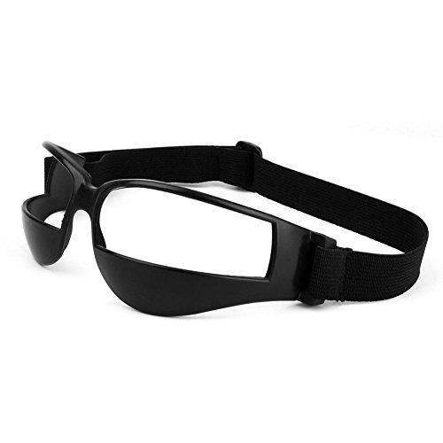 Wildlead Professionelle Anti-Basketball-Brille, Gestell gegen Daunen, Sportbrille