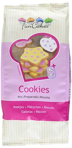 FunCakes Mix für Cookies, 2er Pack (2 x 1000 g)