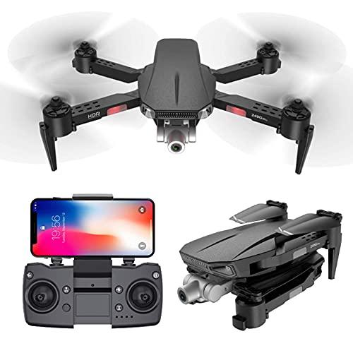 J-Clock 1.2 km Drone GPS 4K Quadcopter Professionale FPV Drone Posizionamento del Flusso Ottico Droni Professionali con GPS e Fotocamera Zoom HD 50x