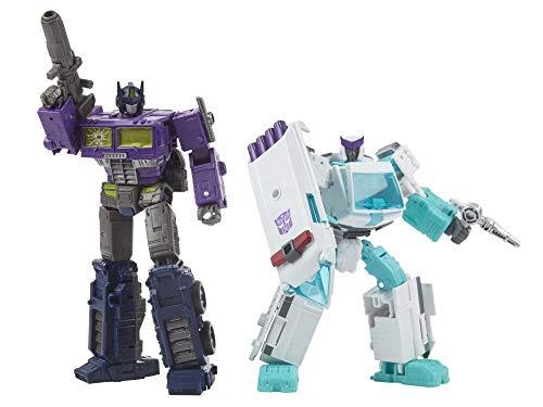 Transformers Generations Selects Optimus Prime & Ratchet - Juego de 2 piezas