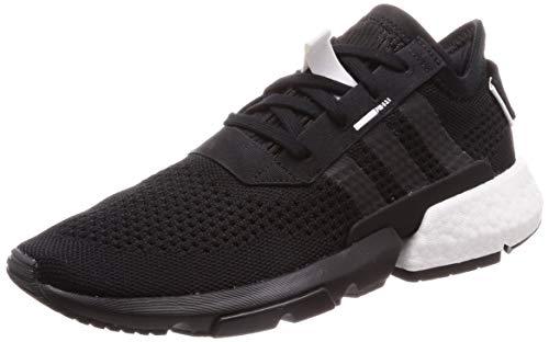 adidas Pod-S3.1, Zapatillas de Deporte para Hombre, Negro (Negbás/Negbás/Ftwbla 000), 42 EU