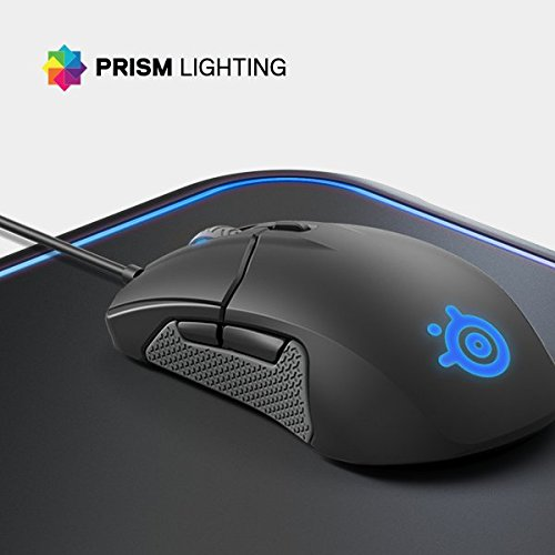 SteelSeries Sensei 310 Gaming Mouse - 12,000 CPI TrueMove3 Optical Sensor - Ambidextrous Design - Split-Trigger Buttons - RGB Lighting