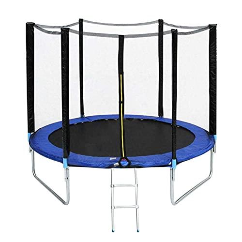 BEP Red De Seguridad para Trampolín, Red De Recambio para Niños Accesorios para Trampolín Anti UV para Cama Elástica De Jardín De 8 Postes,12FT