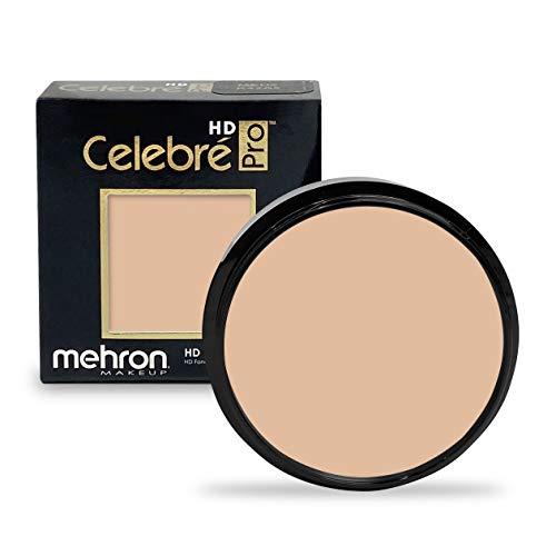 Mehron Makeup Celebre Pro-HD Cream Face & Body Makeup (.9 oz) (MEDIUM 1)
