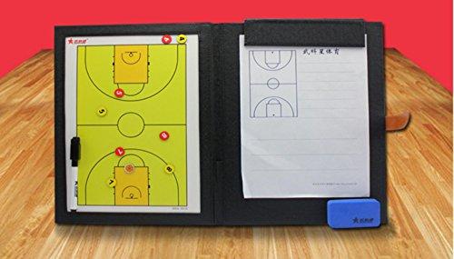Tattiche di basket pannello grafici allenatore bordo magnetico pieghevole Training Board