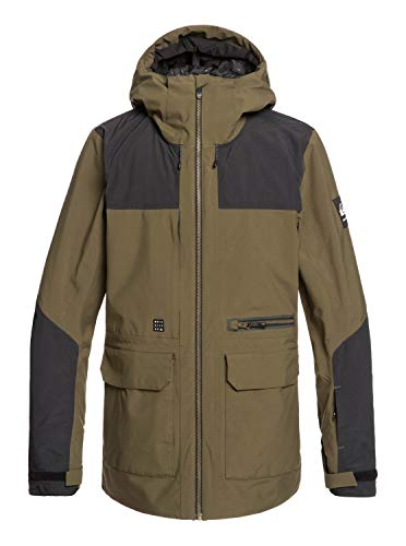 Quiksilver Herren Snowboard Jacke Arrow Wood Jacket