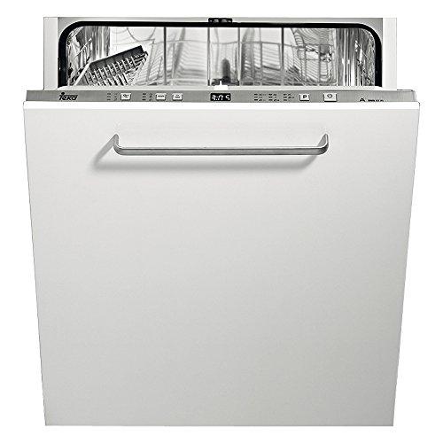 Teka DW8 57 FI Totalmente integrado 13cubiertos A++ lavavajilla - Lavavajillas (Totalmente...