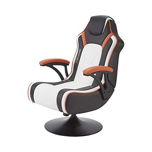 X-Rocker Torque Gaming Chair, Pedestal Folding Chair with...