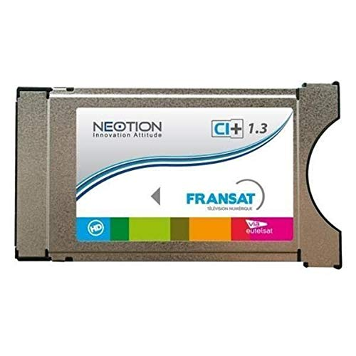 Neotion ACY MCVF, 0302-Receiver (CI CI Modul Fransat 1,3 weiß